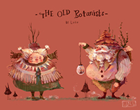 The old botanists