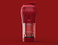 3D Packshot Prescca Press - Advertising Imagery