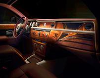 Bespoke Design: Rolls-Royce 'Pinnacle Travel Phantom'