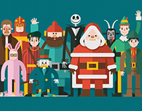 Merry Quizmas: Holiday Character Challenge