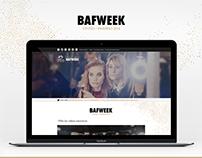 Bafweek Landing - Otoño / Invierno 2016