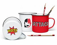 IATTACA - Branding