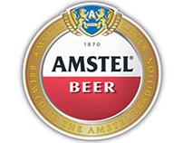 Amstel Website Redesign Concept