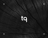 TQ shop website concept