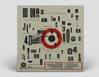 Brighton 64 - Letterpress print LP