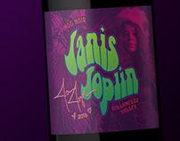 Janis Joplin — Pinot Noir