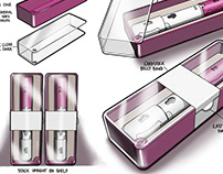 Package Design: Humira Pen Case