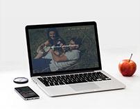 Mariana João Photography Website