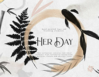 Her Day Collection by Julia Dreams