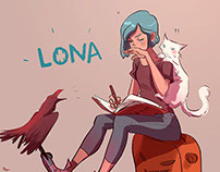 Lona,Realm Of Colors