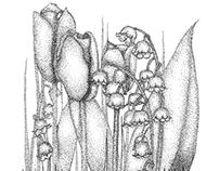 Intricate Flowers