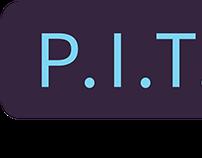 P.I.T.T.Y PAR-TAY Logo