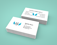 Business Cards | Feifei Digital Ltd