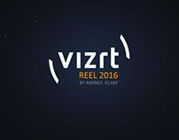 Vizrt reel 2016