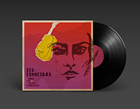Album cover - Eeg Fonnesbæk