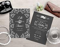 Hääkutsuja · wedding invites