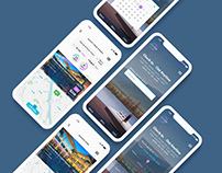 AsYouStay Hotel Booking Mobile App Redesign