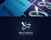 Wellness Fitness Logo