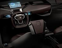 Tata concept interior