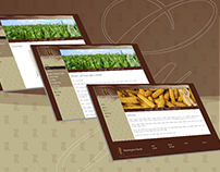 Remington Seeds - web design refresh