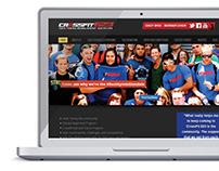 Website Design - Crossfit623.com