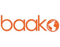 bakko Logo design