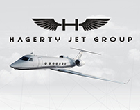 Hagerty Jet Group Print Ad