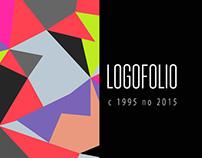 Logofolio 1995-2015. Коллекция логотипов