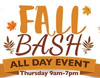 Fall Bash Event