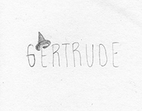 Gertrude (Early sketches)