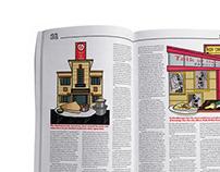 Illustrations for Motherland Magazine