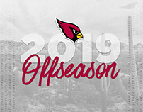 Arizona Cardinals 2019 Jan - March