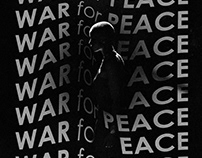 War For Peace: A Campaign