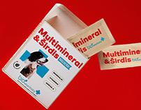 Pet supplements 'Biovet'
