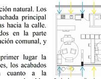 Análisis U.I Vivienda/2015-01/ Proyectar con Calidad