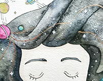 Miscellaneous Watercolor Projects