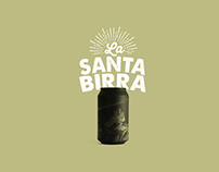 La Santa Birra - Branding