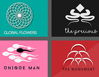 Monochromatic Logos