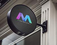 M the Perfume Branding Design