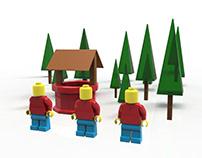 legos city camp