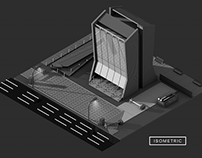 Isometric - Co-operative House