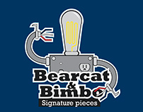 Bearcat & Bimbo- Logo Design
