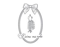 Logo - J'aime ma robe