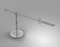 OLED Task lamp