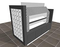 Free SketchUp 3D Retail Fixture Models