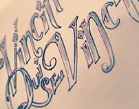 Hand Draw Lettering