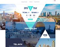 El Al redesign concept
