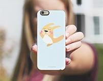 HelloGiggles Phone Case Line