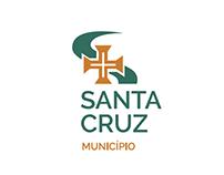 Logótipo Santa Cruz Município V. 1