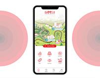 Ramoji Mobile Ui Concept